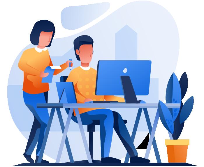website image design